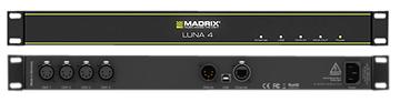 Madrix Luna 4 Artnet DMX Network Lighting Controller