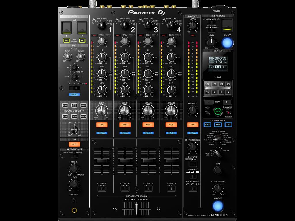 Pioneer-DJM-900NX2-proffesional-dj-club-