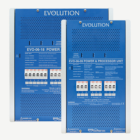 evolution architectural control system akwil ltd