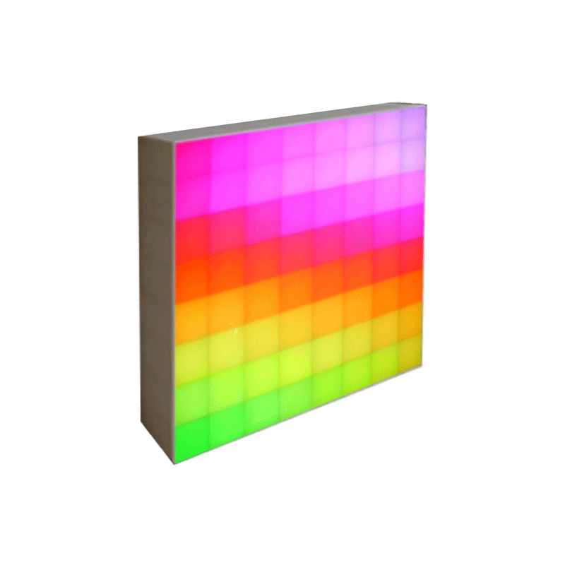 led rgb dmx 512 64 pixel led display panels 500mm x. Black Bedroom Furniture Sets. Home Design Ideas