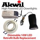 LED Bulbs and Fittings