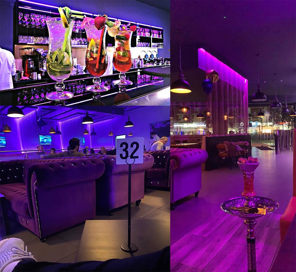 Huqqa Lounge Shisha Bar Manchester