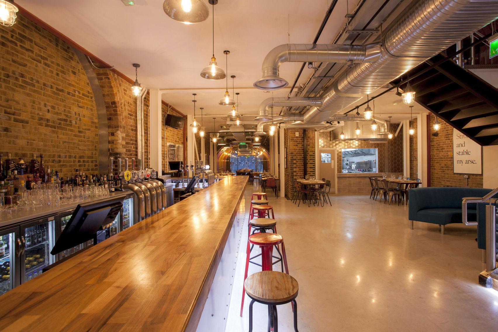 Akwil SAMA Bankside Bar Bar of the year