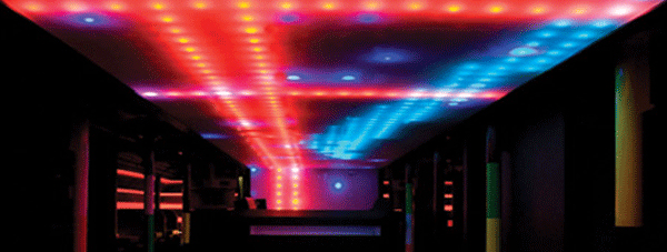 Spektrum LED Lighting Ceiling Display System