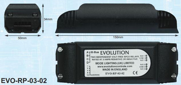 Mode-EVO-RP-03-02-dual-relay-control-mod