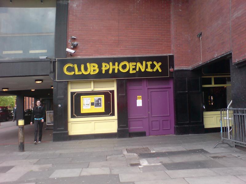 The Phoenix Club Manchester