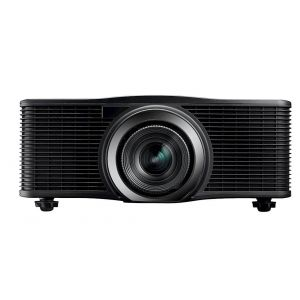 Optoma ZU750 Black 8000 Lumen Laser Projector without lens - for video mapping projector