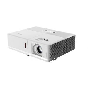 Optoma ZH506e White 5000 lumen HD Laser Projector 1080p with lens shift and 1.6 zoom lens