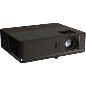 Optoma ZH506 Black 5000 lumen HD Laser Projector 1080p with lens shift and 1.6 zoom lens