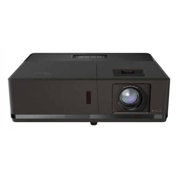 Optoma ZU506 Black 5000 lumen HD Laser Projector WUXGA with lens shift and 1.6 zoom lens