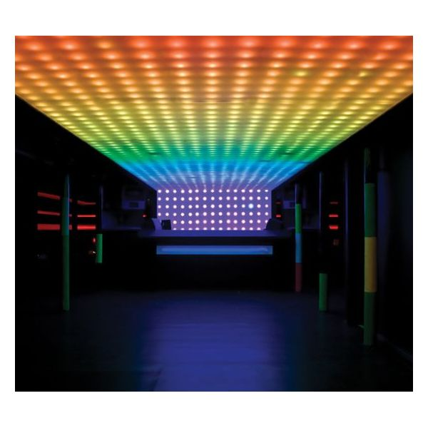 Akwil Configurable LED Ceiling Display Panels System Choose Size and Pixels Per Sq m - LED CEILING PANEL 25 or 64 px per m