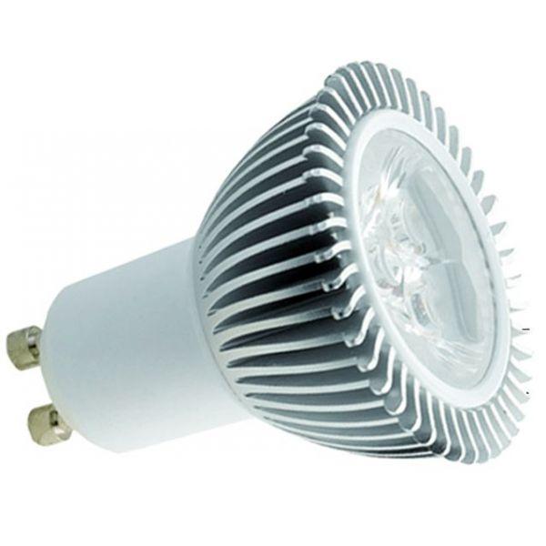 DIMMABLE LED GU10 Bulb 5W 25/40/60 Degree TRUE FIT UK 240V / 220V / 120V AC LED Light Bulbs CW/NW/WW