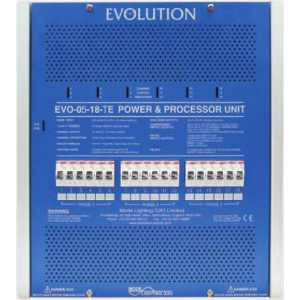 Mode EVO-05-18-TE Evolution Power & Processor Unit (18 Channels of 3 Amps, Trailing Edge)