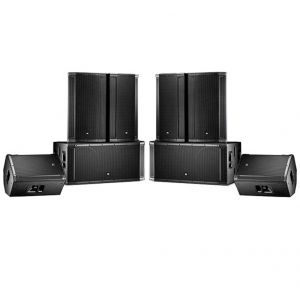 JBL SRX835P 15 Inch Three-Way Bass Reflex Self-Powered System
