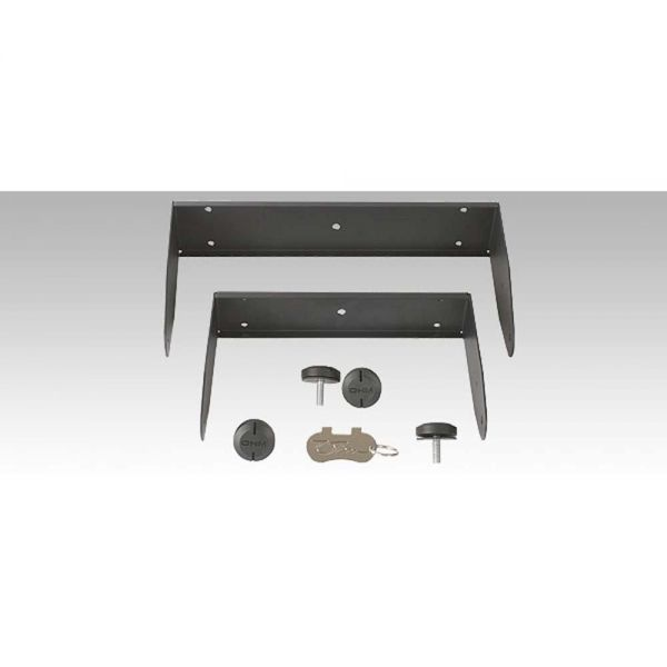 OHM KS-3 Wall or Ceiling Mounting Cradle, Complete with Handwheels