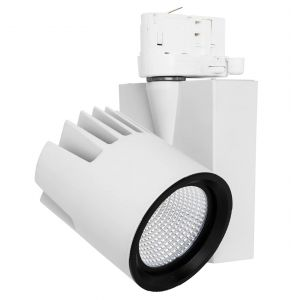 Verbatim LED Track Light 24W 3000K 2400lm 45 Degree White