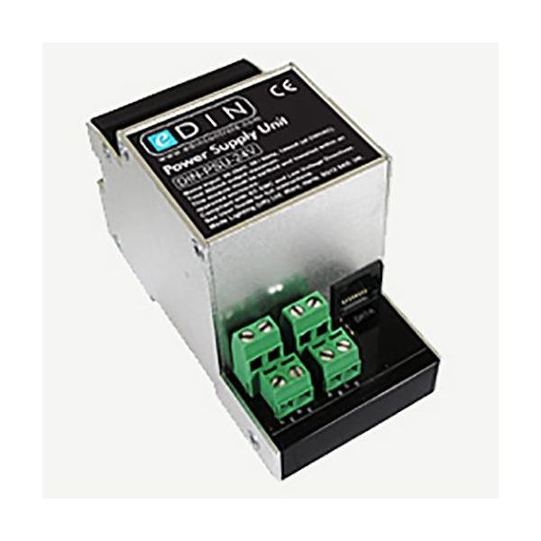Mode LED Power Supply 230 Volt to 24 Volt D.C. (3 - 18VA power supply, Non-Dimmable) PSU-24V-018-T-230-ND