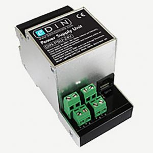 Mode LED Power Supply 230 Volt to 24 Volt D.C. (150VA power supply, Non-Dimmable) MPS-24V-150W-ND
