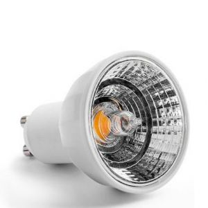 Akwil True Look GU10 6W LED 240V AC  Dimmable LED Light Bulb 600lm 40 Degree Warm & Pure White CRI 80 or 90 GU10 Base