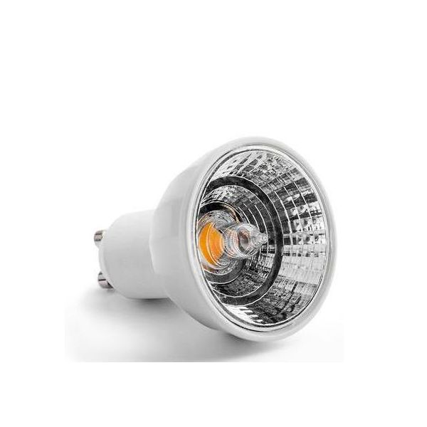 Akwil 6W MR16 LED 12V AC or DC LED Light Bulb Switched 600lm 30 or 60 Degree Warm or Pure White CRI 80 or 90 GU5.3 Base