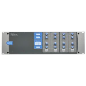 Cloud Z4MK4 - 4 Zone Venue Mixer 2 UnBal 4 Bal Music 2 local mic 4 remote facilities inputs 4 output zone