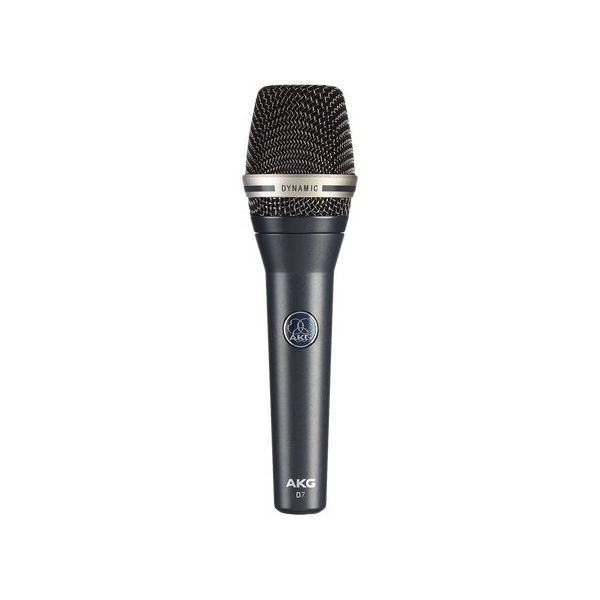 D7S Reference dynamic vocal microphone with switch