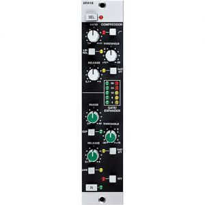 Solid State Logic E-Series Dynamics Module for API 500 format racks