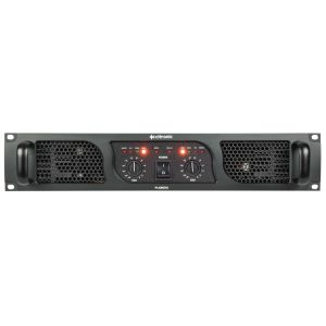 Citronic PLX3600 Power Amplifier 2x 1400W rms at 2 Ohm with Clip Limiter