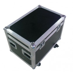 Flight Case for upto 10 Single Pixel LED Interactive Floor Modules