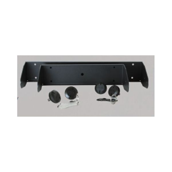 OHM CT/CW-26 Wall, Ceiling Cradle, complete with Handwheels in White