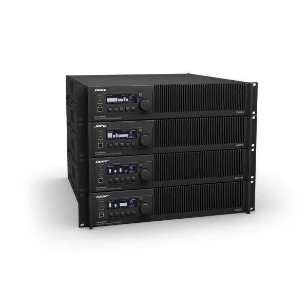 Bose PowerMatch PM4250 - 4x 250W DSP Power Amplifier