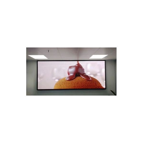 UHD 0.98mm Pitch Indoor LED Display Front Loading Panel System 600mm x 337.5mm Cabinets