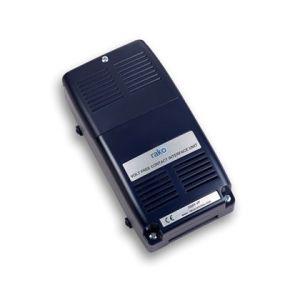 Rako RMR-VF wireless interface unit converts volt-free contact signals into Rako wireless Rakom messages