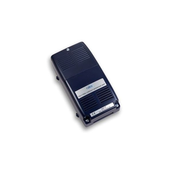 Rako RMR-VF A wireless interface unit converts volt-free contact signals into Rako wireless Rakom messages