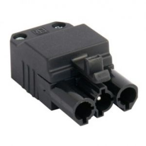 Mode GST Connector (Re-Wireable GST Socket, White, used on input of product) GST-CON-1S-W