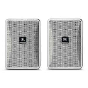 JBL Control 23-1L White Pair of 8 Ohm 100W Speakers