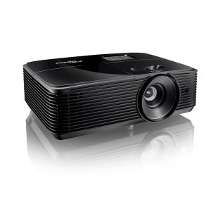 Optoma X342e XGA projector with Carry Case 3700 ANSI lumens HDMI and VGA Lightweight and Portable