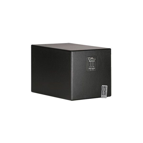 OHM SUBWOOFER Active 3 Channel Subwoofer including Wall Panel and Remote Control
