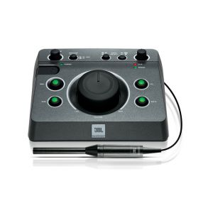 JBL MSC1 Dual Monitor and Sub Controller with Room Calibration Mic and Software