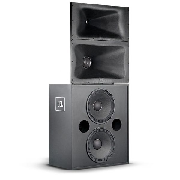 JBL 3730-M/HF Top-Mid Section of a Three-Way Bi-Amplified/Passive ScreenArray Cinema Loudspeaker System