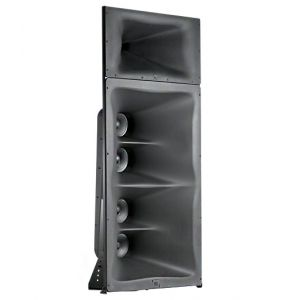 JBL 4732-M/HF-T Top-Mid Section of Three-Way Triamplified ScreenArray Loudspeaker System