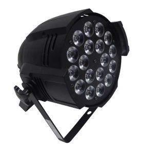 LED Multipar 10w 18x 6in1 Quad RGBAW+UV LED Stage Lighting Parcan