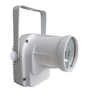 White LED Pinspot Single 3w White LED