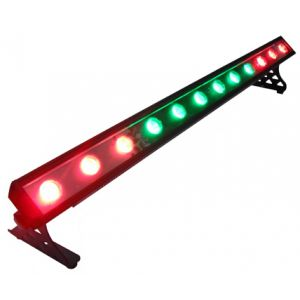 1m LED Pixel Batten 12x 8w LED Quad RGBW