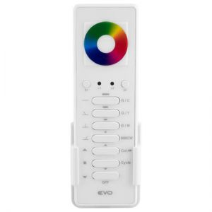 Akwil Crystal LED Wireless RGB Remote Control