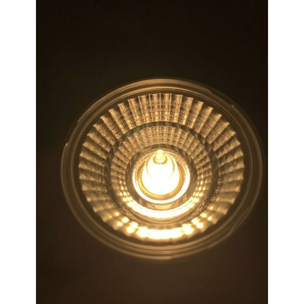 Akwil True Look True Fit GU10 6W LED 240V AC  Dimmable LED Light Bulb 600lm 40 Degree Warm or Very Warm White CRI 94 GU10 Base
