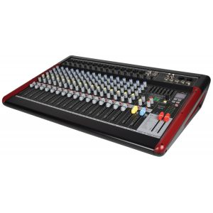 Citronic CSX-18 Series Live Mixing Console 18 Input DSP PFL AFL Send and Return Master Headphones
