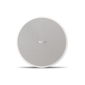 Bose DesignMax DM2C-LP 16W 8 Ohm or 100V Line Pair of Flush Mount Ceiling Speakers in White
