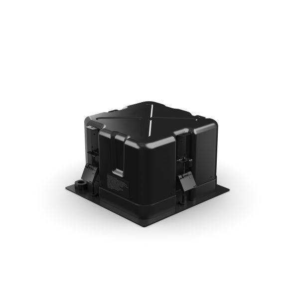 Bose EdgeMax EM180 Flush Mount  in-ceiling premium speaker in White