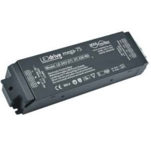 Mode Lighting Mega-75 Mains Dimmable Constant Voltage LED Driver LD-24-75-XT-230-RD - 24V DC 15-75W